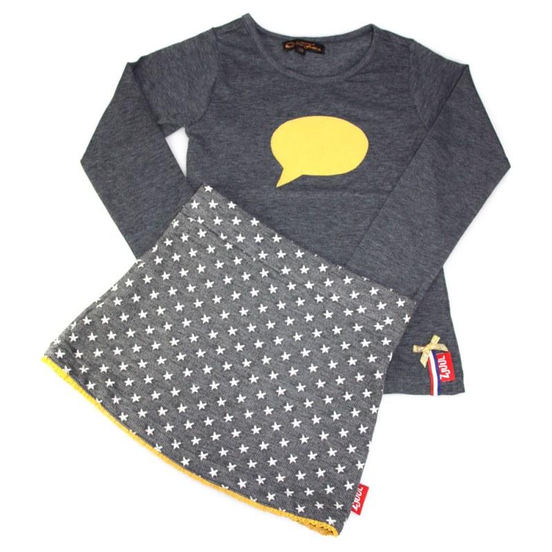 Set shirt en rok