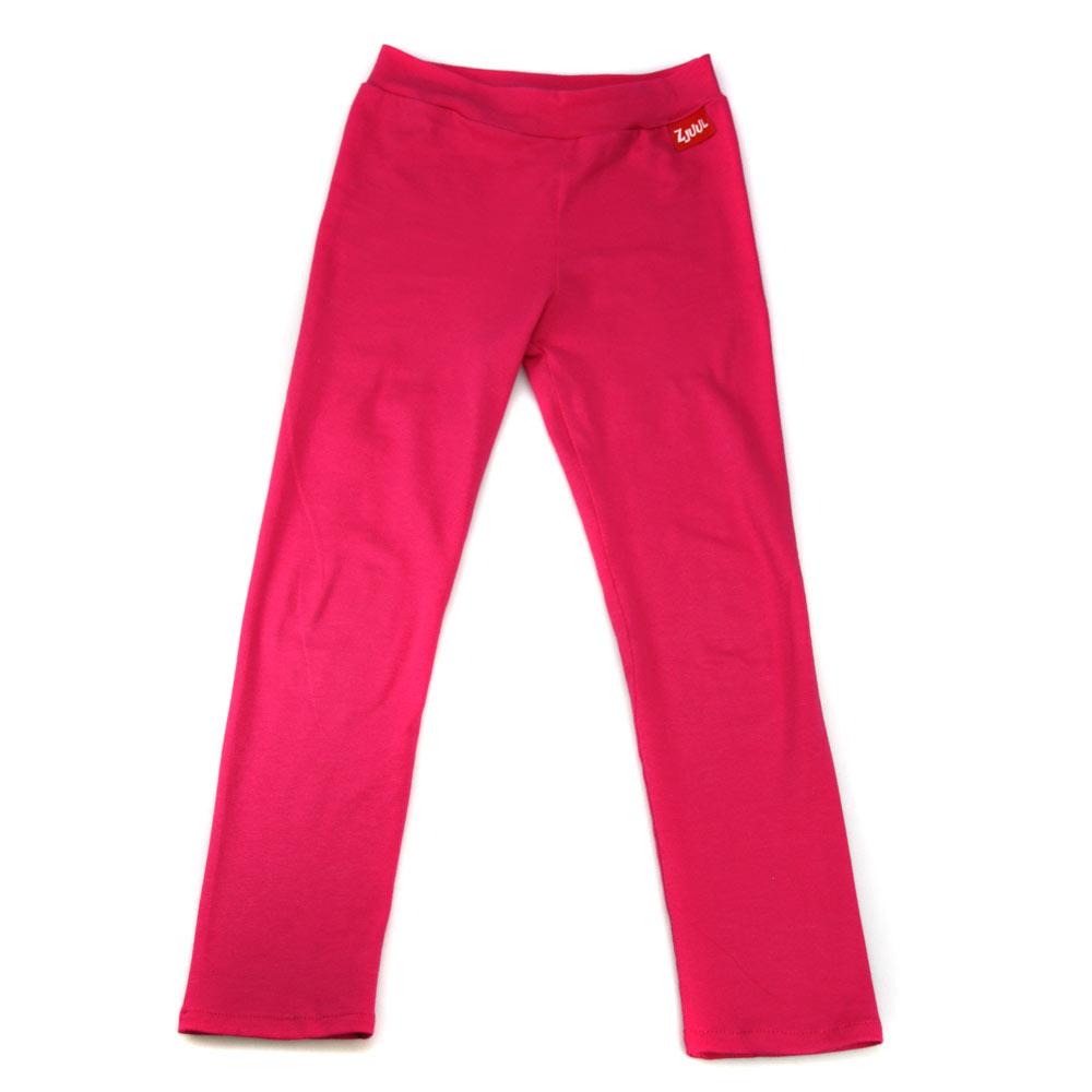 Legging uni roze   1