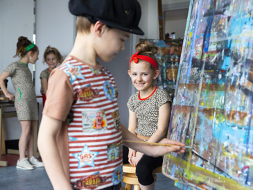 Fotoshoot zomercollectie 2019
