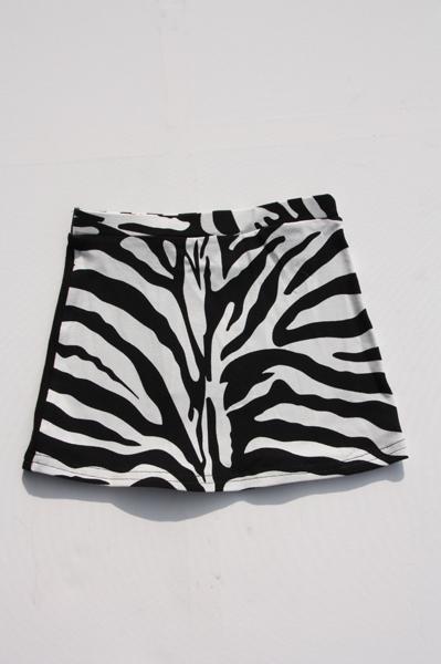 Rokje zebra