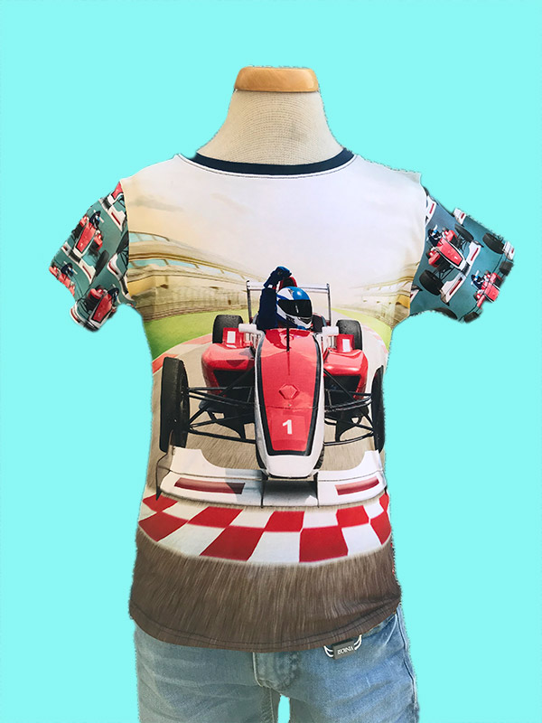 Shirt formule 1