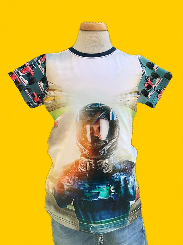Shirt coureur