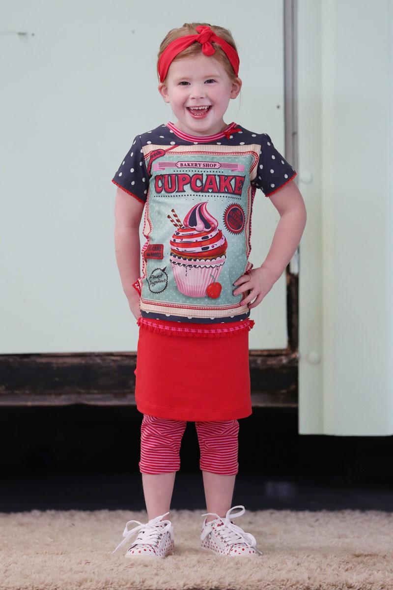 Shirt cupcake